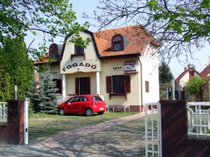Pension Nest in Ungarn, Mosonmagyaróvár