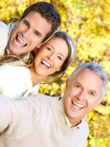 zufriedene Patienten in Ungarn- Zahnarztpraxis Ungarn